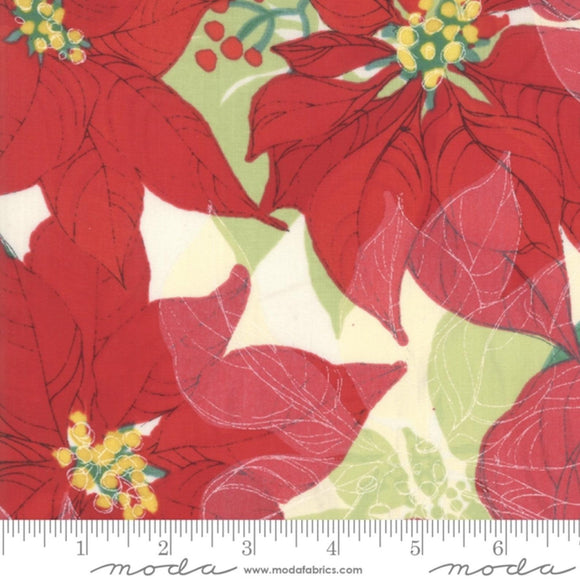 Splendid by Robin Pickens Poinsettia Cream