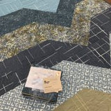 Contemporary Batiks Smudge Quilt Kit