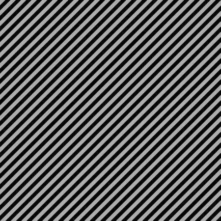 Stripes by Victoria Findlay Wolfe Diagonal Black & Gray