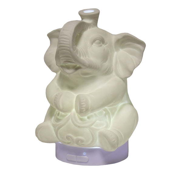 Elephant Ultrasonic Diffuser-Ceramic