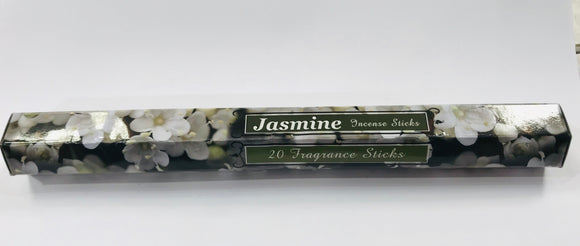 Jasmine Incense Sticks- Pack of 20