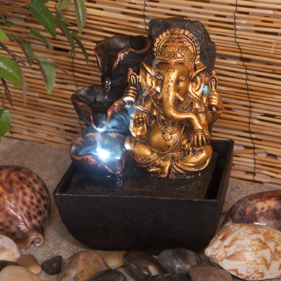 Ganesha Water Fountain-Water Feature