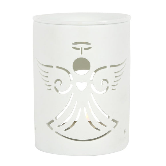 WHITE ANGEL CUT OUT OIL BURNER