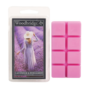 Lavender & Bergamot Wax melts-Pack of 8