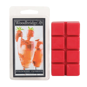Strawberry Prosecco Wax Melts-Pack of 8