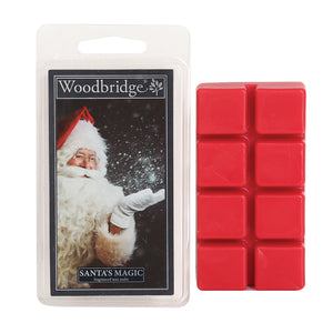 Santa's Magic Wax Melts-Pack of 8