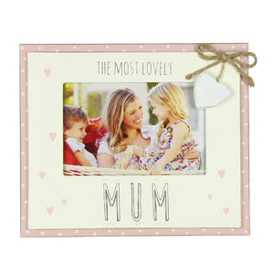 Mum-Love Life Photo Frame
