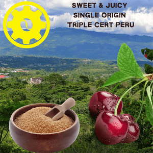 Sweet & Juicy Triple Cert Peru