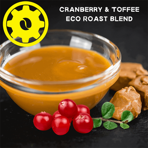 Cranberry & Toffee Triple Cert Blend