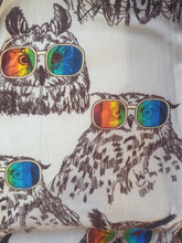 Load image into Gallery viewer, Luscious Rainbow Owls