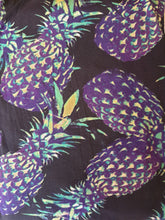 Load image into Gallery viewer, Luscious Purple Pineapples Full Length