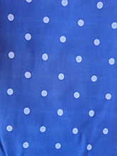 Load image into Gallery viewer, Lean Blue Polka Dots Full Length