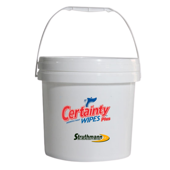 Certainty Wipes Plus Dispensing Bucket