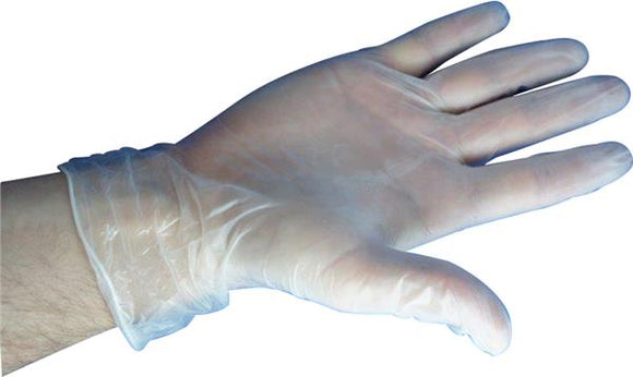 Vinyl Powdered Glove