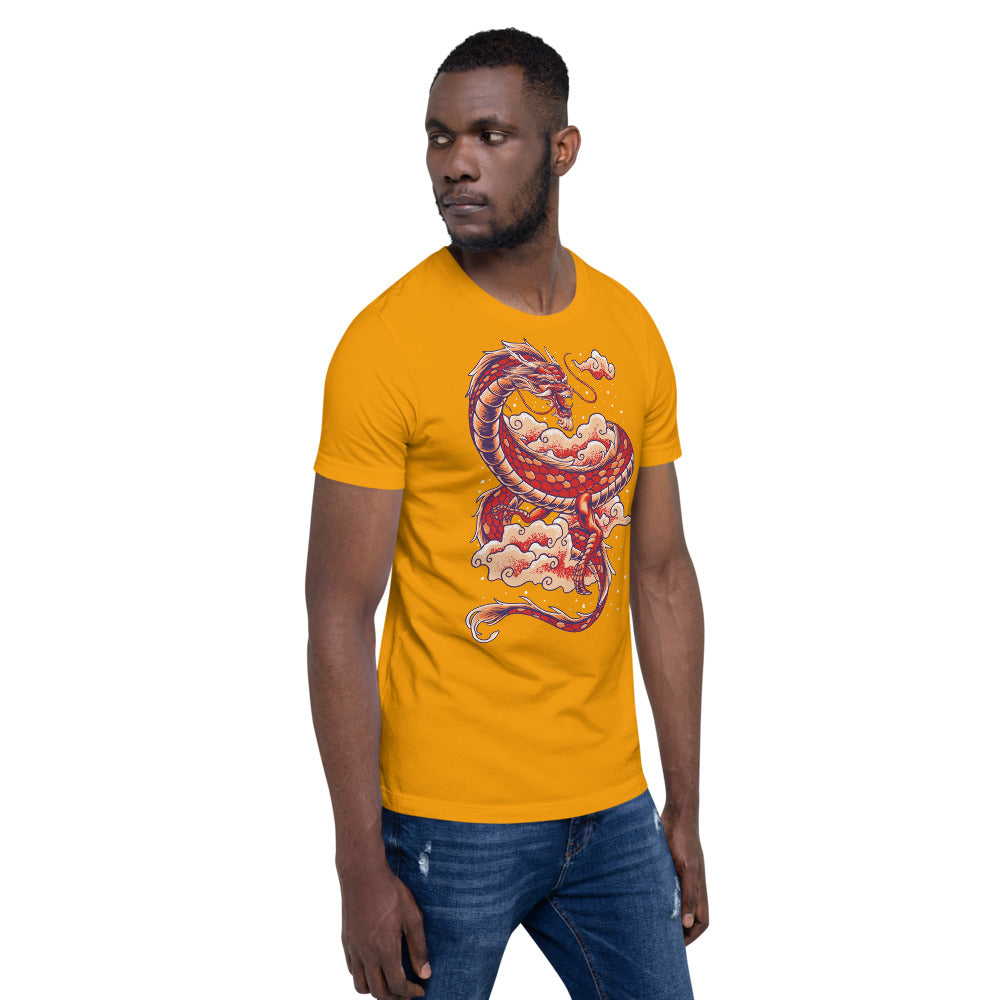 Dragon King Short-Sleeve Unisex T-Shirt