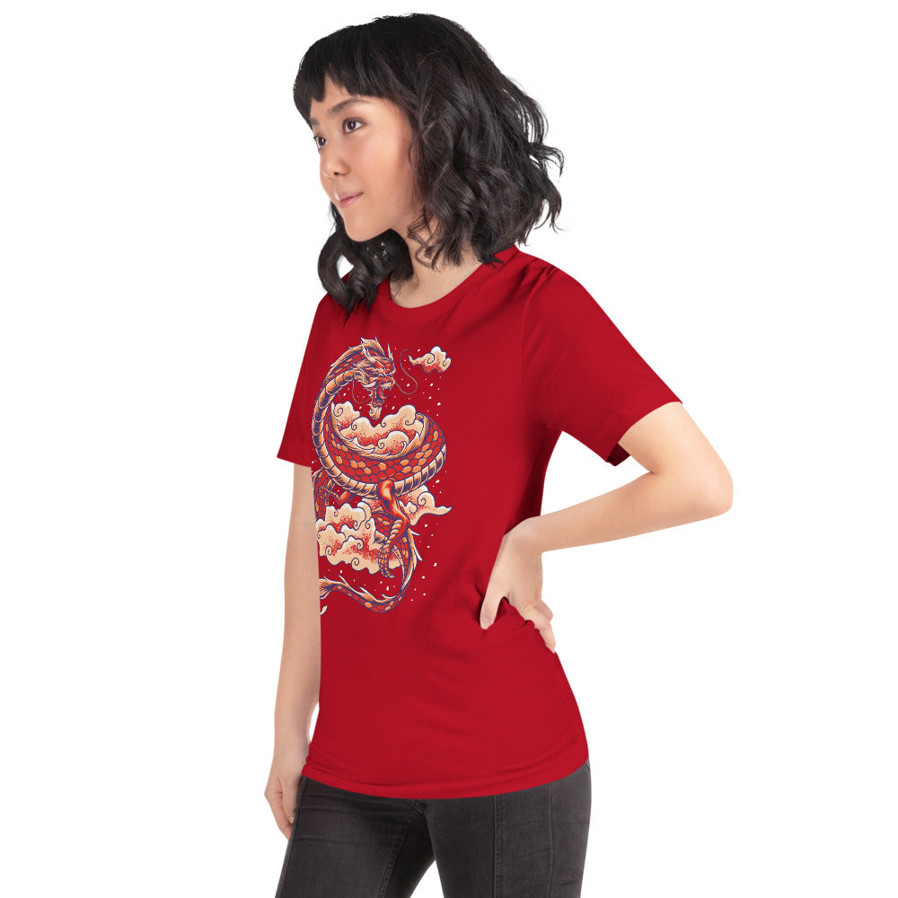 Dragon Queen Short-Sleeve Unisex T-Shirt