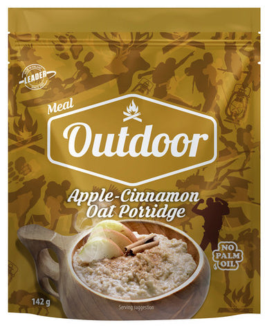 Apple Cinnamon Oat Porridge