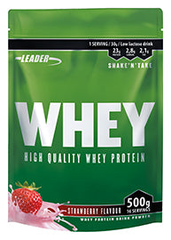 Whey Protein Strawberry 2kg