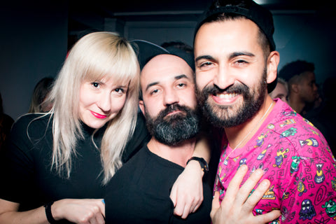 Homostash vs Cockheart at Berlin Berlin EGG London