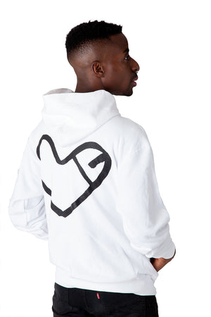 London Underground Fashion Clothing Brand Cockheart Hoodie