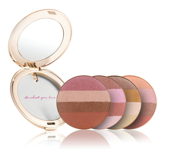 BRONZER WITH COMPACT