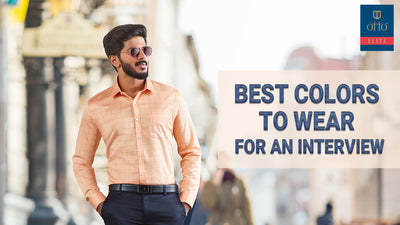 Best Colors To Wear For An Interview