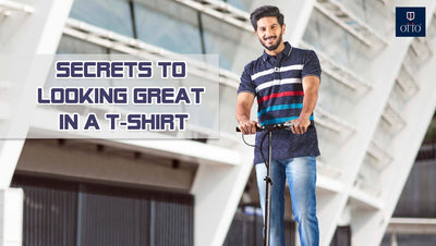 Secrets To Looking Great in a T-Shirt