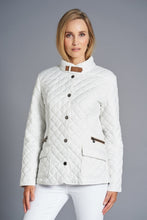Load image into Gallery viewer, Junge Coat Style 0120-2847-63 (Cream)