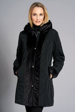 Load image into Gallery viewer, Junge Coat Black Style 0219-2684-84