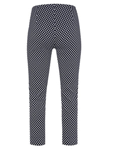 Robell Rose 09 – 7/8 Cropped Trouser 51622-54862-69
