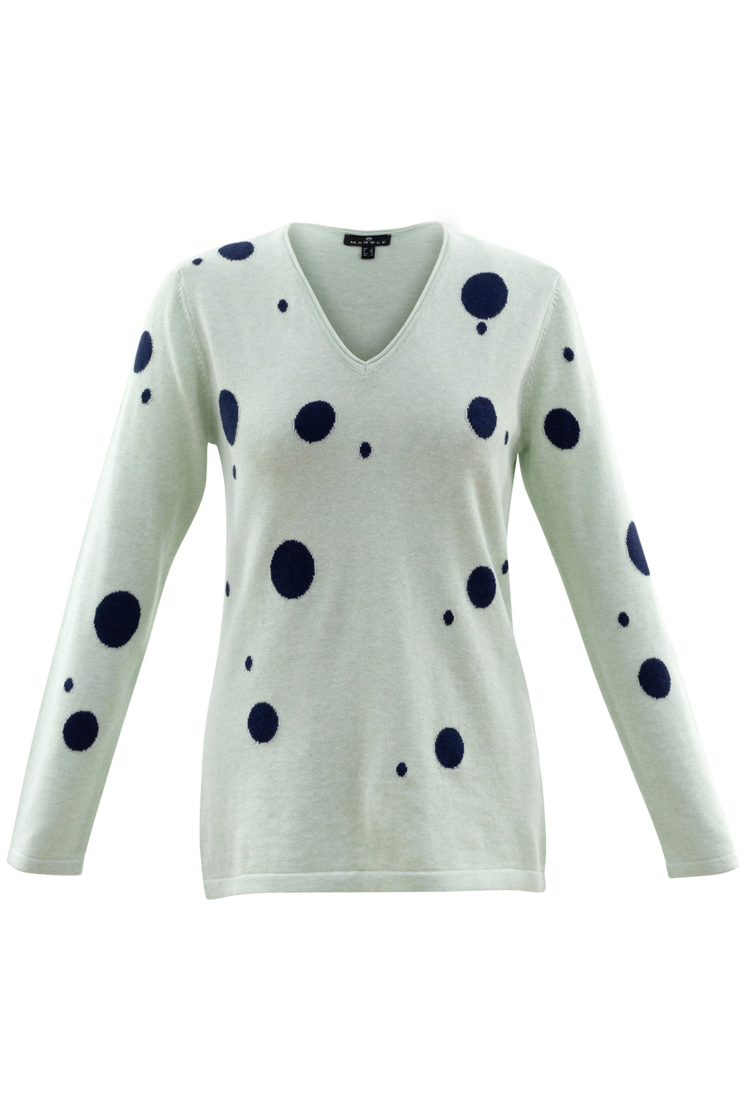Marble Pullover - Style 5882-188
