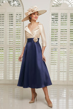Load image into Gallery viewer, Veni Infantino 991509 Bellini/Navy