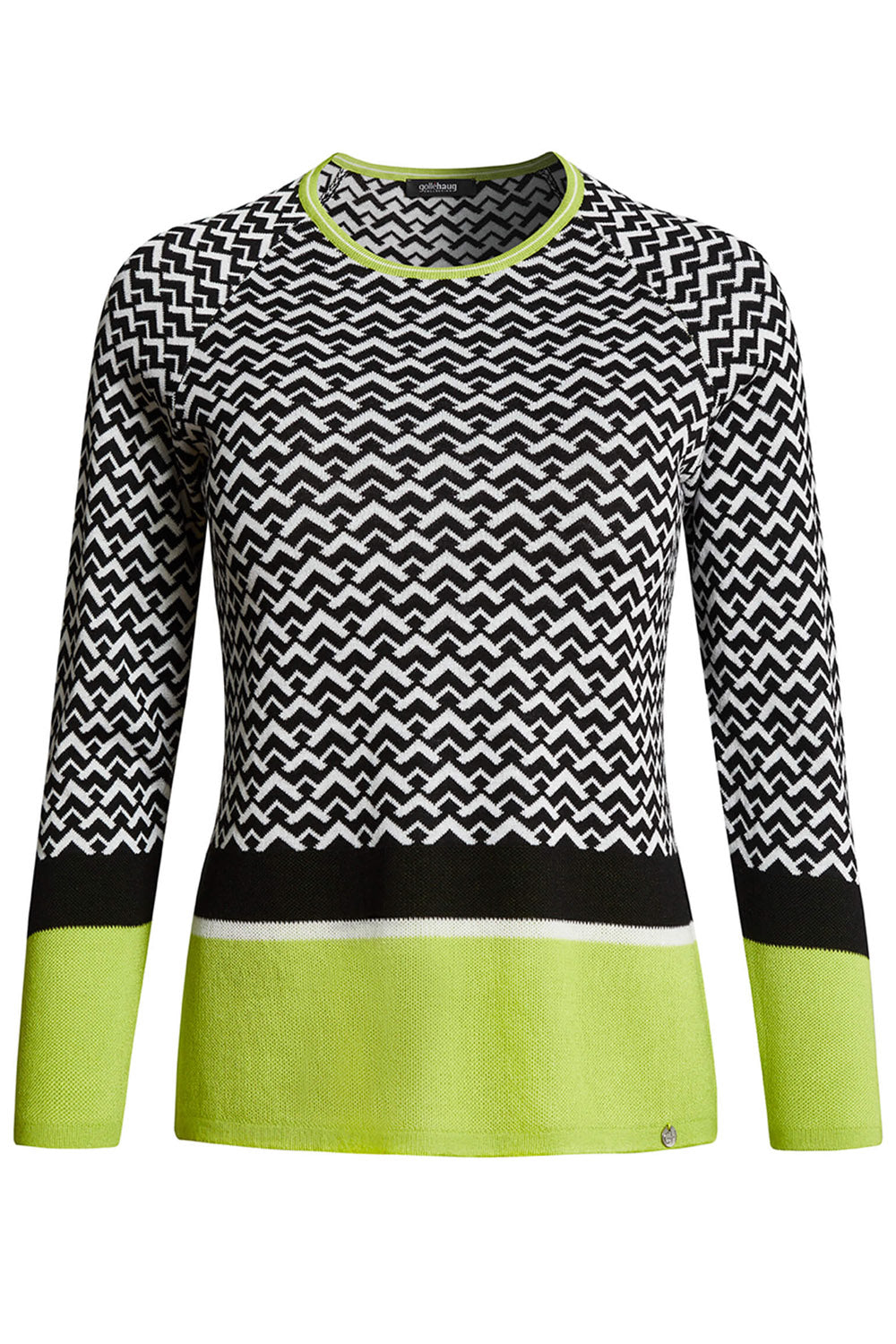 Gollehaug Pullover - Style 02021-11037