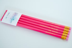 Perfectly Imperfect - Best Wishes Pencil Set