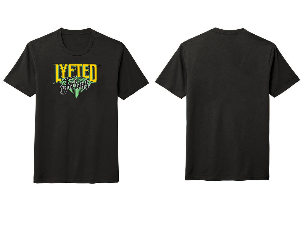 LYFTED - OG LOGO TEE - BLACK