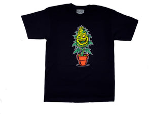 LYFTED - LIMITED EDITION JIMBO PHILLIP'S MASCOT TEE - BLACK