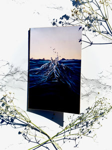 Ocean Splash Notebook