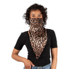 Scarf mask - Chocolate