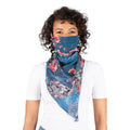 Scarf mask - Denim