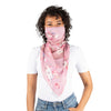 Scarf mask - Dusty Pink