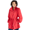 PARKA JACKET - TINSLEY - RED