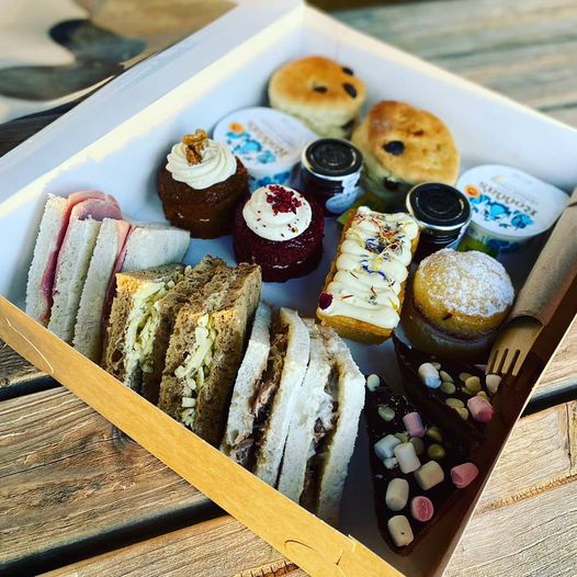 Takeaway Afternoon Tea for Two