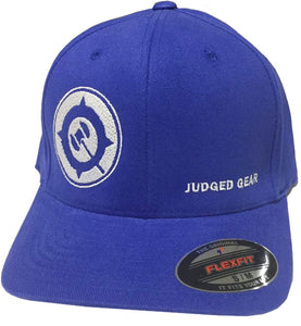 Gavel Curved Brim FlexFit Hat