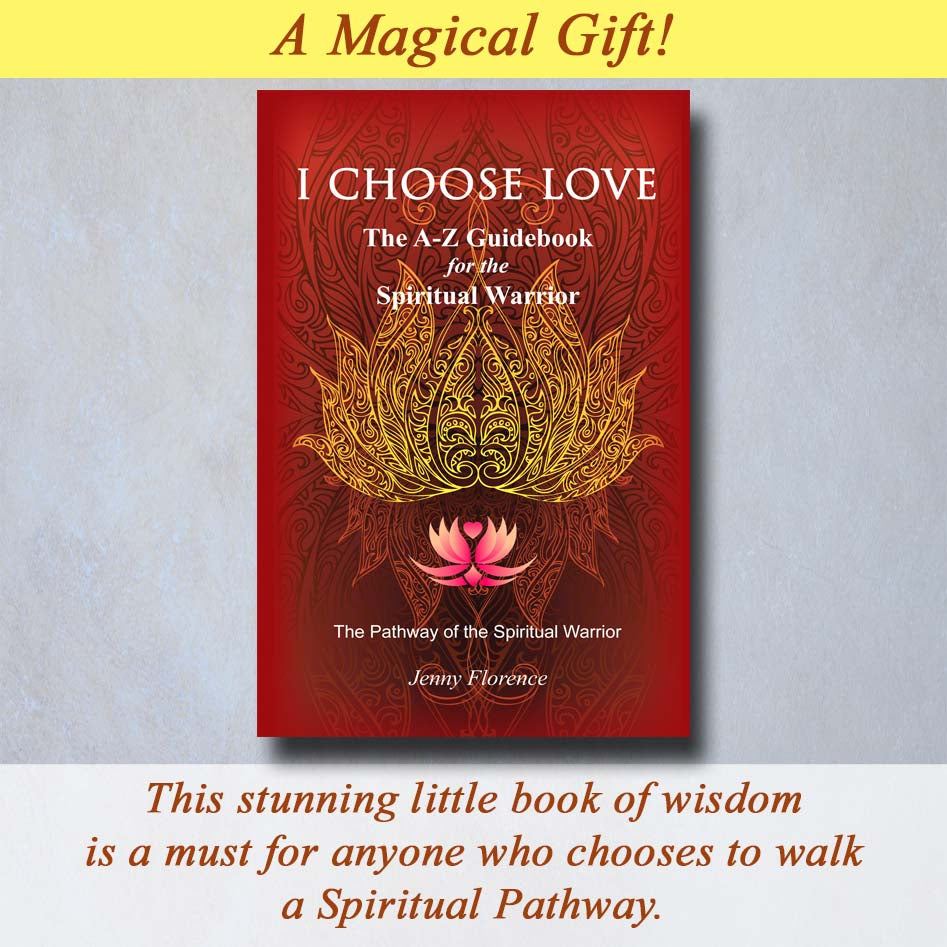 I Choose Love - The A-Z Guidebook for the Spiritual Warrior