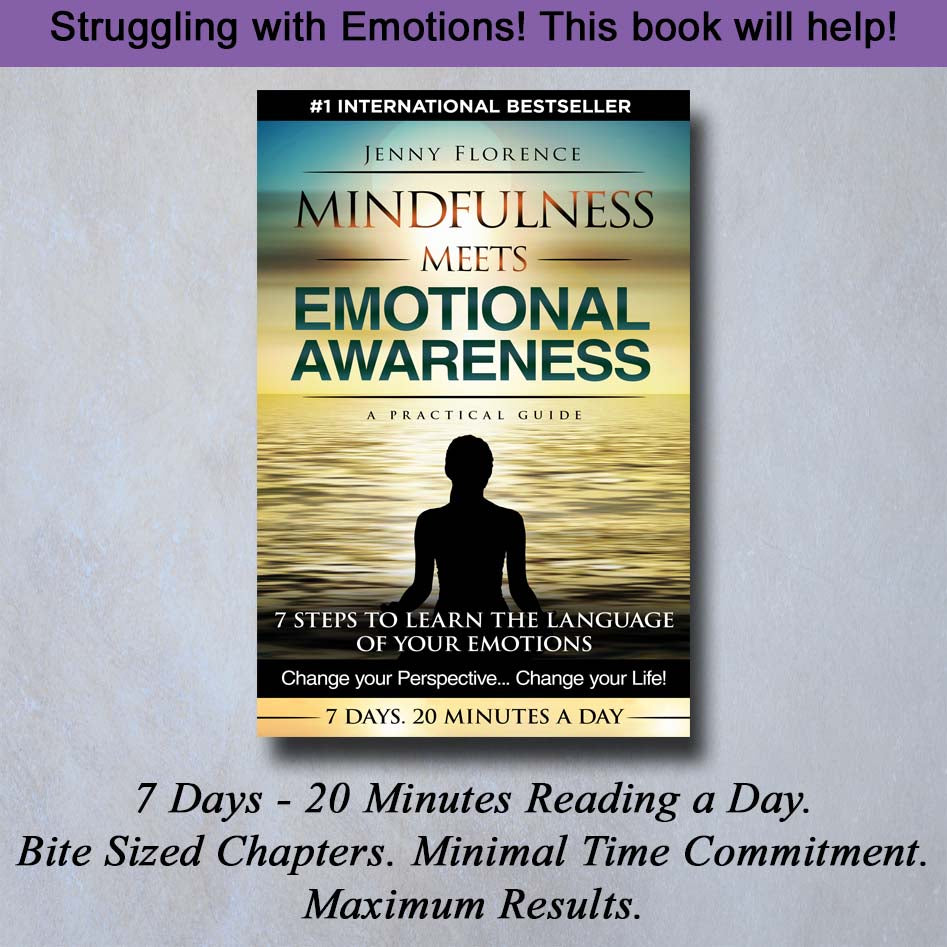Mindfulness Meets Emotional Awareness, Change your Perspective, Change your Life.