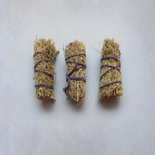 "Load image into Gallery viewer, 4"" Desert Sage Smudge Stick Pack of 3"