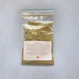 1oz Bag Loose Desert Sage