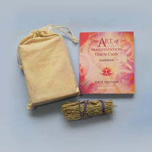 Load image into Gallery viewer, The Art of Manifestation Oracle Cards Signed & Numbered First Edition Pack