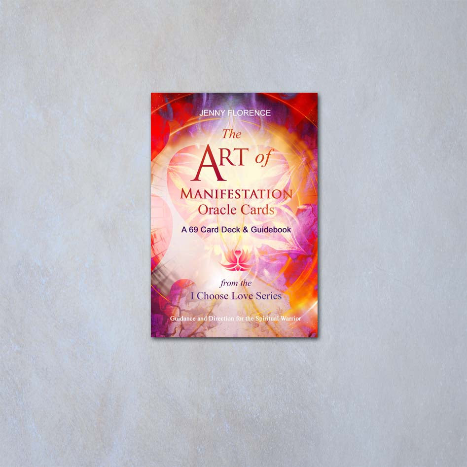 The Art of Manifestation  Oracle Cards Standard Edition