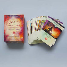 Load image into Gallery viewer, The Art of Manifestation  Oracle Cards Standard Edition
